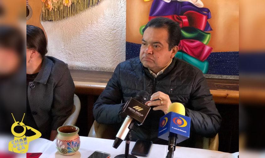 """Photo of PRD Michoacán Está """"De Duelo"""" Por Salida De ADN, Confiesa Soto"""