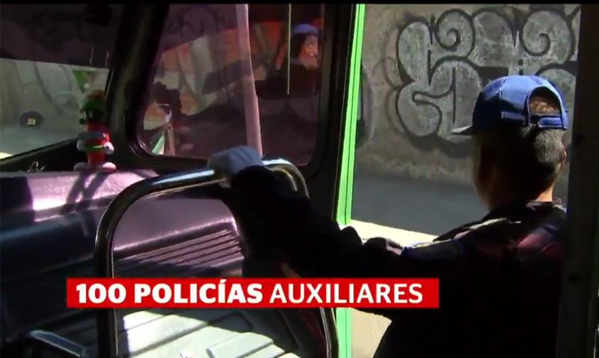 Photo of #CdMx Anuncian Operativo Contra Asaltos En Transporte, Poco Duró El Gusto
