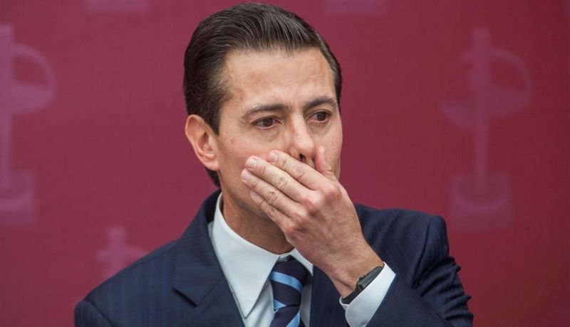 Photo of ¡Una Aparición! Peña Nieto Reaparece Y Desmiente Rumores