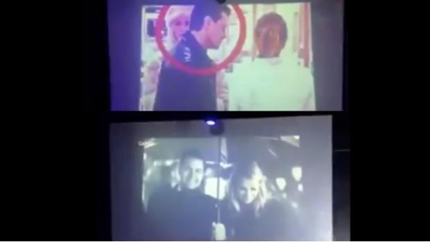 """Photo of #Video En Antro Recuerdan Relación De Peña Y Gaviota Con """"Todavía"""" De La Factoría"""