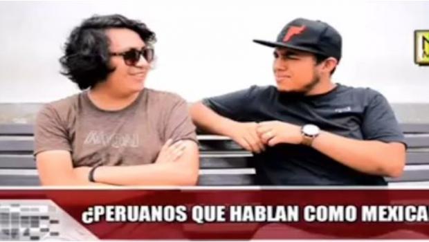 Photo of #Video Chavos Peruanos Piden A Paisanos Dejar De Hablar Como Mexicanos