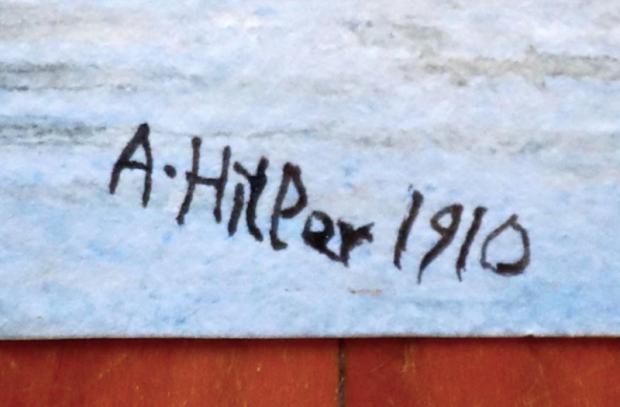 Photo of Subastarán Cuadros Pintados Por Hitler Cuando Era Chavo