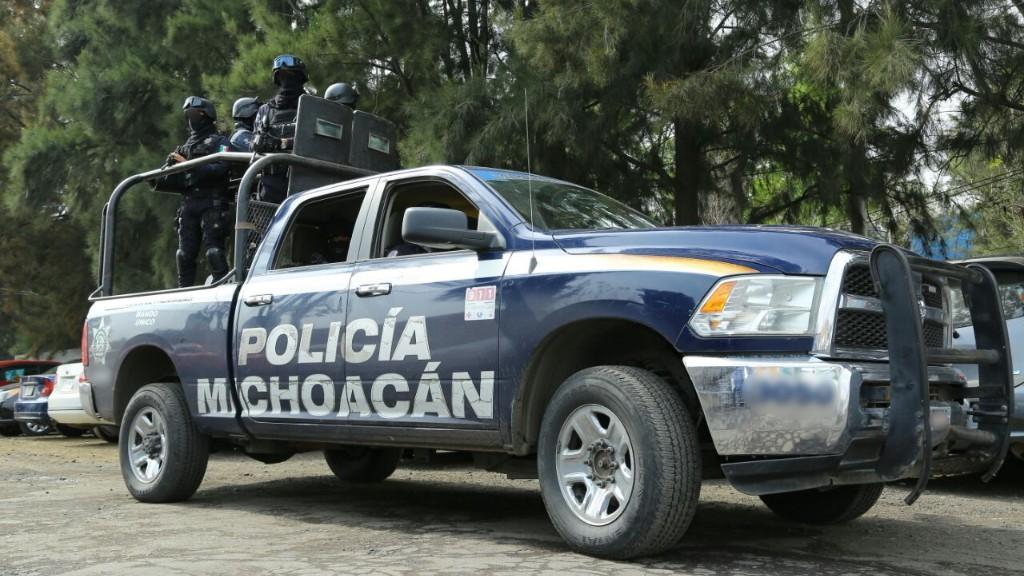 Photo of #Morelia En Colonia Vasco De quiroga Apañan A Vato Armado
