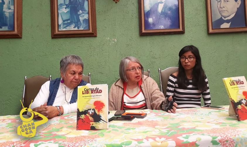 Photo of #Morelia Presentan Libro Cartas De libertad Sobre Movimiento Estudiantil Del 68