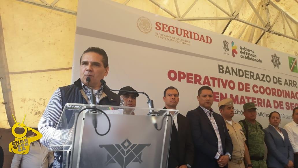 Photo of Silvano Asegura Que Retraso A Evento En Zitácuaro Fue Por Instalación De Mesa Tripartita