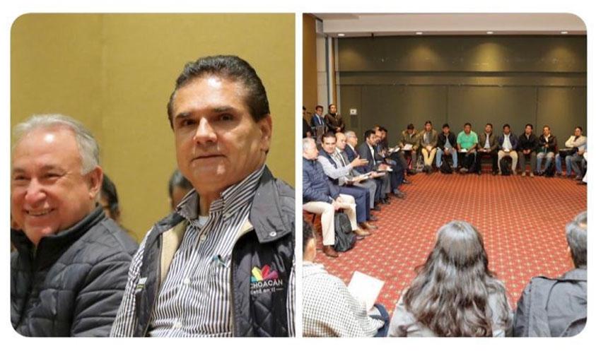 Photo of #Michoacán Dan Resultados De Acuerdos En Mesa Tripartita De Educación