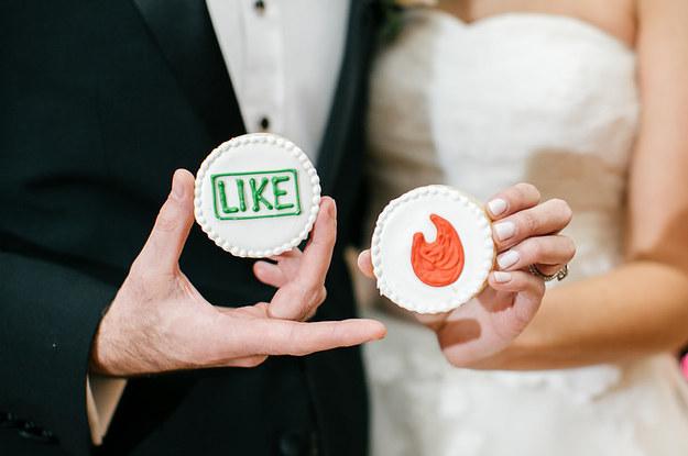 Photo of #WTF Matrimonios Entre Quienes Se Conocieron En Tinder Son Más Estables