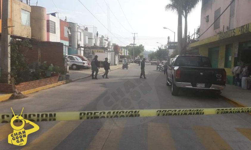 Photo of #Uruapan Balean Y Matan A 3 Hombres En Colonia Santa Rosa Mientras Arreglaban Auto