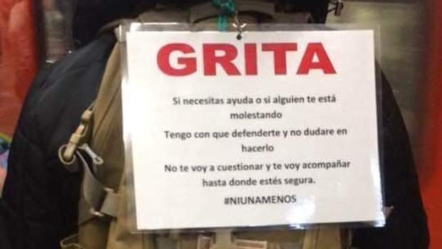 Photo of #CDMX En El Metro Surgen Supuestos Defensores De Mujeres