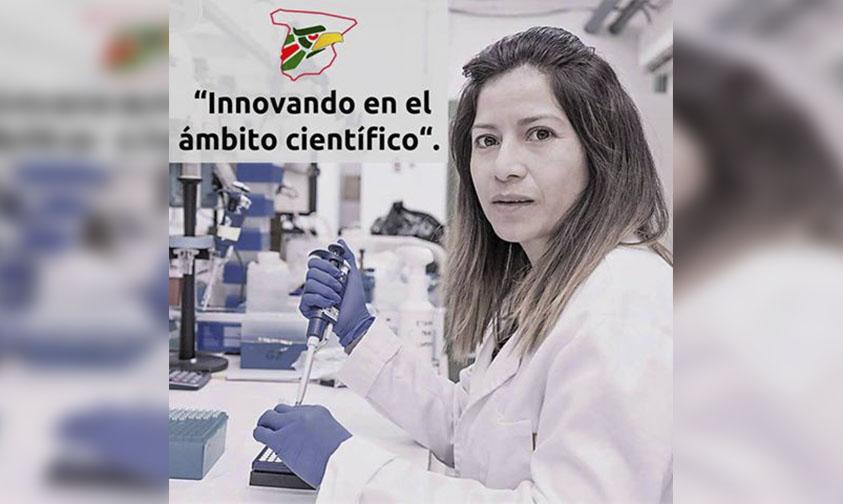Photo of #OrgulloNicolaita Nominan A Bióloga Marisol Simón Al Premio 'Mexicanos Aquí' En España