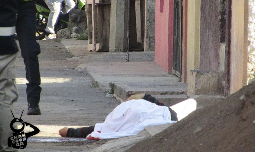 joven asesinado Zamora Michoacán