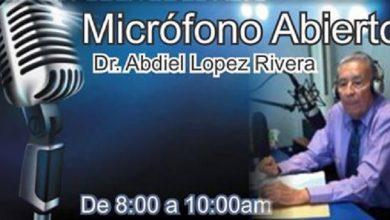 Photo of Micrófono Abierto: Falleció El Doctor Abdiel López Rivera Leyenda De La Radio Moreliana