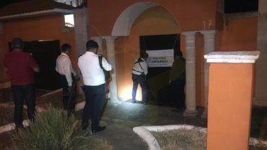 Photo of #Morelia 'Truenan' Inmueble Huachicolero Y Aseguran Pipa Cargada