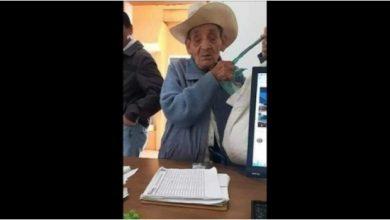 Photo of Con Cilantro Tierno Abuelito Paga Acta De Nacimiento