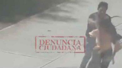 Photo of #Video Muestran Momento En Que Apuñalado Patea A Chava Y Corre Lejos De Ella