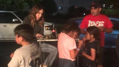Photo of #Video Belinda Le Copia A La Kylie Y Se Echa Unos Taquitos En La Calle