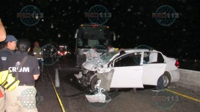 Photo of En Copándaro José Muere Tras Chocar Contra Autobús