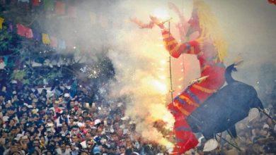 Photo of #Mazatlán Quemarán Figura De Peña Nieto En Carnaval