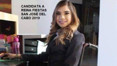 Photo of Chava Con Discapacidad Será Candidata A Reina En Fiestas De San José 2019