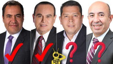 Photo of Confirmado: Herrera Tello a SeGob Y Godoy Castro A SSP