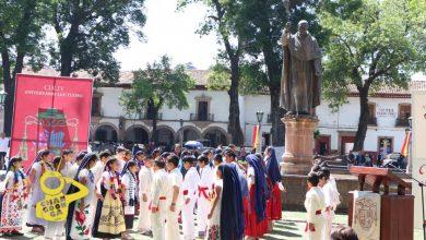 Photo of #Pátzcuaro Conmemoran 454 Aniversario Luctuoso De Vasco De Quiroga