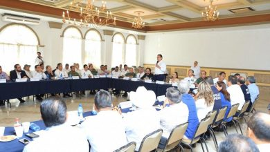 Photo of Coordinación, Clave En La Recuperación De La Seguridad En Lázaro Cárdenas
