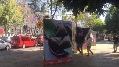 Photo of Morelia Está Presente Con Todos Sus Atractivos Sobre Paseo De La Reforma En CDMX