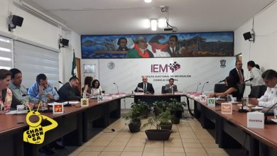 Photo of Piden La Creación De 3 Nuevos Partidos Políticos En Michoacán Ante IEM