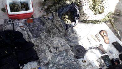 Photo of #Michoacán En Operativo Detienen 4 Supuestos Polis; Aseguran Droga Y Armas