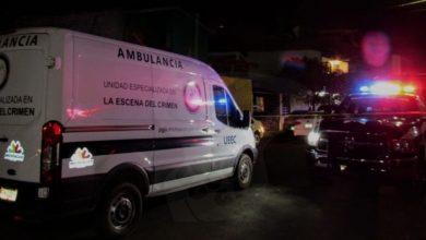 Photo of A Balazos Matan A Chavo En Lomas De Morelia, Cuerpo Es Abandonado En Cochera