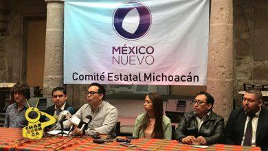 Photo of México Nuevo Aparecerá En Boletas Del 2021; Busca Quince Mil Afiliados En Michoacán