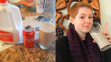 Photo of Llega #MilkCoke Reto Que Mezcla Leche Con Coca Y Dicen Que Sabe Bien Rico