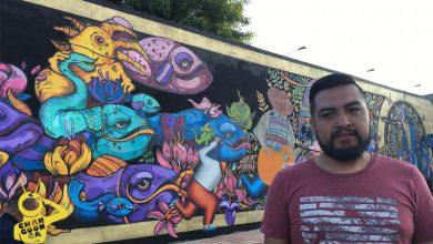 Photo of #Morelia Mural En Plaza de la Paz Busca Promover Y Rescatar Lengua Purépecha