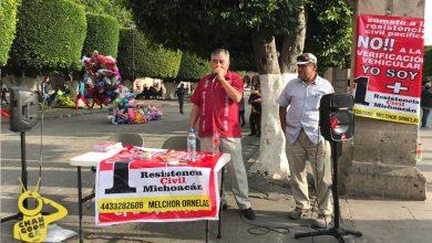Photo of #Morelia Verificación Vehicular Es Mera Recaudación, No Por Ecología, Exponen