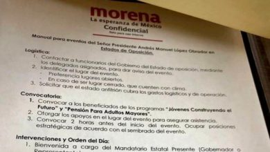 Photo of PRI Acusa A Morena De Exigir A Simpatizantes A Abuchear A Gobernadores