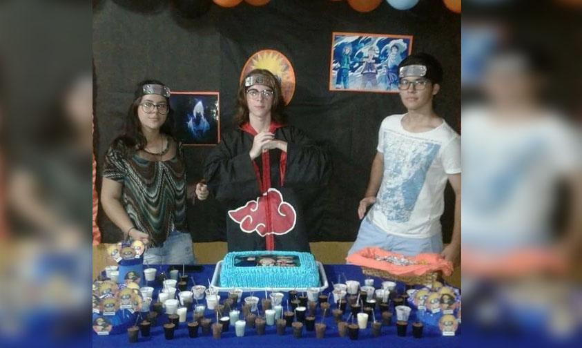 Otaku Celebra Cumpleanos Con Fiesta De Naruto Noticias De Ultima Hora