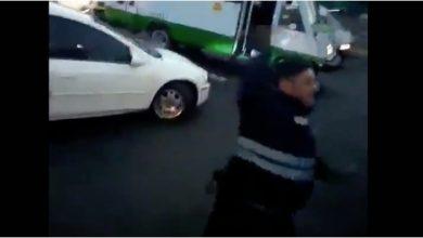 Photo of #Video En CDMX Poli Municipal Golpea A Conductor Por No Quererle Dar Mordida