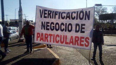 Photo of #Morelia Transportistas Se Manifiestan En Monumento Contra Verificación