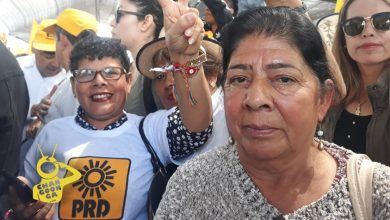 """Photo of """"PRD Para Rato En Michoacán"""" Dicen Militantes En Aniversario De Expropiación"""