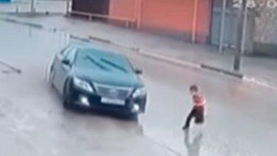Photo of #Video De Puro Milagro Niño Se Salva De Ser Atropellado