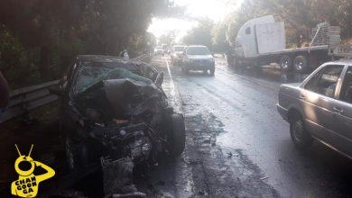 Photo of #Michoacán Muere Al Impactar Su Vento Café Vs Tráiler Sobre La Uruapan-Paracho