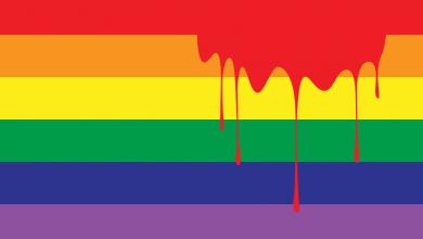 """Photo of """"Por Panochas"""", Matan A Pareja De Lesbianas Y Les Dejan Mensaje De Odio Escrito"""