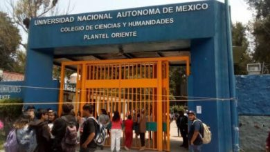 Photo of #WTF! Matan De Un Balazo A Alumna De La UNAM Dentro De Su Escuela