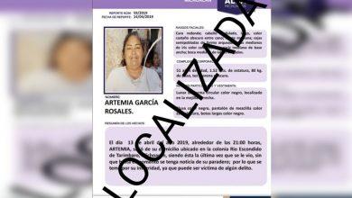 Photo of #Tarímbaro Artemia Con Reporte De Desaparecida Estaba En Hospital Por Picadura De Insecto