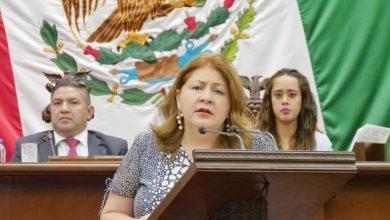 Photo of #Michoacán Unidad De Género En Congreso Para Desterrar Desigualdad: Cristina Portillo