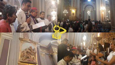 Photo of Dedican Viacrucis En Catedral De Morelia A Explotación Y Trata De Mujeres Y Niños