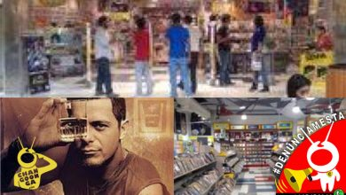 Photo of #Denunciamesta Fui a Mixup por disco de Alejandro Sanz, me trataron como delincuente