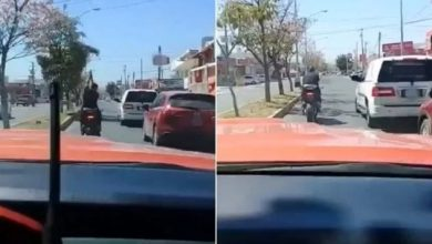 Photo of #Video Disparos De Cuerno De Chivo Parte Del Cortejo Fúnebre En Sinaloa