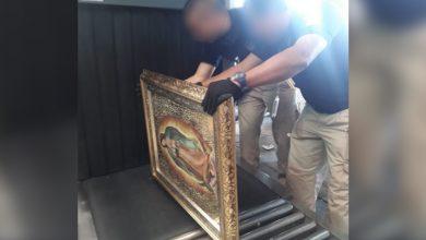 Photo of #CDMX ¡Santo Cristo! Encuentran Droga En Cuadros Religiosos