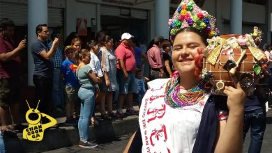 Photo of #Michoacán Devoción Y Tradición En Desfile De Las Aguadoras